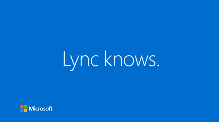 Lync knows: people and productivity