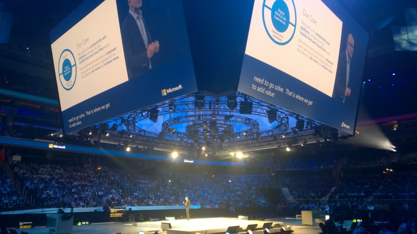 Mobile first – cloud first, reinventare la produttività, opportunità per i partner: BringTech vi racconta il WPC14 che ha vissuto