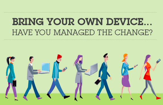 CLOUD E BYOD: limitare i costi e allargare l' utilizzo dei device si può?