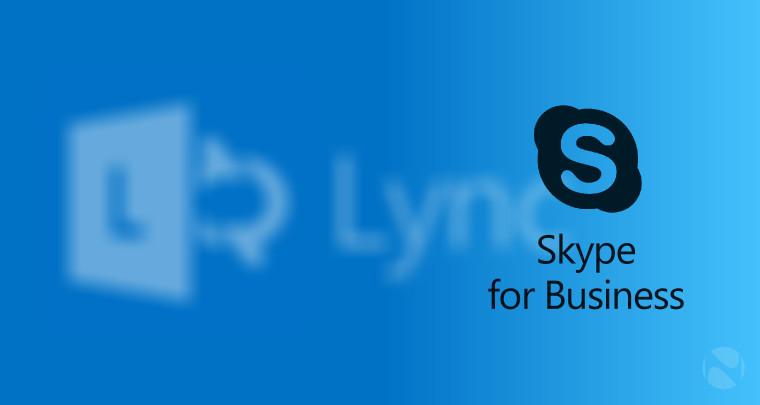 E' nato Skype for Business. Lync ora è parte della famiglia Skype.